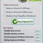 Hacer que Windows se pague más rápido con Speed Shutdown