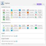 Acceder a todos los servicios de Google con Terminal for Google