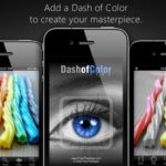 Dash of Color, modificar colores en fotos