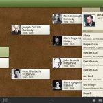 Ancestry, crear arboles genealógicos en Android