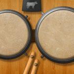 Bongos, Tocar tambores en iPad