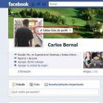 Cómo cambiar la imagen de mi perfil en en facebook