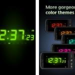 Alarm Clock, alarma con diseños elegantes para Android