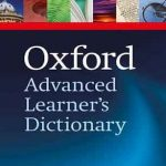 Diccionario Oxford Advanced Learner's para Android
