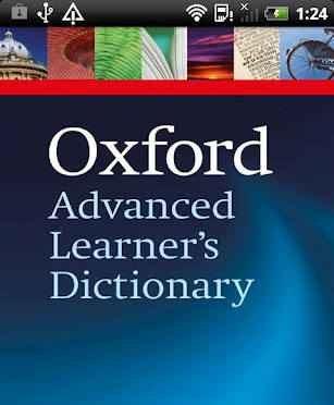 Diccionario Oxford Advanced