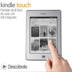 Kindle Touch España 27 de abril