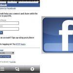 Entrar a Facebook sin gastar con 0.Facebook.com