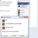 Descargar Facebook Messenger final para Windows