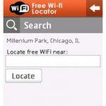 Localizador wi-fi para Nokia