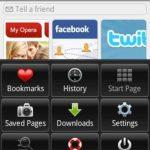 Opera mini para Nokia C3