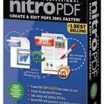 Nitro PDF Reader 2.3 con mejoras en el consumo de memoria