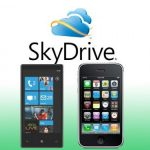 SkyDrive para Windows Phone