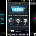 Night Clock, reloj nocturno para Android