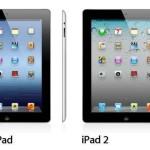 Imagen del nuevo ipad vs ipad 2