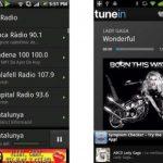 Escuchar musica de radios en Android con Tune In Radio Pro