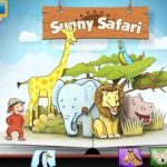 Curious George at the zoo, Aprender sobre animales desde tu Ipad