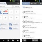 Ninesky, Navegador alternativo para Android