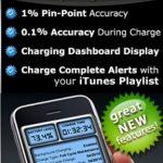 Battery magic elite, Ver la duración de la pila para iPad