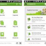 Evernote, Varias herramientas en una aplicación para Android