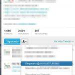 Cómo bloquear a un usuario en Twitter