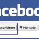 Diferencia entre un suscriptor y un amigo en Facebook