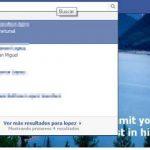 ¿Cómo funciona el buscador inteligente de Facebook?