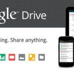 Cómo registrarse en Google drive