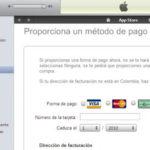 Cómo crear una cuenta en itunes sin tarjeta de credito
