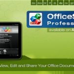Descargar OfficeSuite Pro 6 para Android