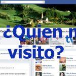 ¿Se puede ver quien visito mi perfil en Facebook?