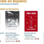 eBooks Kindle en Español ya disponible