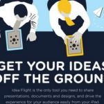 Idea Flight, Presentar y compartir documentos para iPad