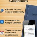 Calendars, Cliente de Calendarios de Google para iPad