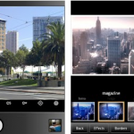 Camera Effects, Capturar imágenes con efecto para Android
