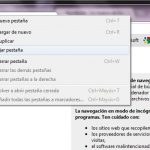 Como fijar una pestaña en Chrome