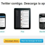 La última versión de Twitter para smartphones