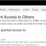 Administrar varias cuentas de Twitter con un usuario