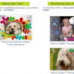 Ondapix para Facebook: agregar marcos a las fotos y decoraciones