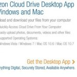 Amazon Cloud Drive disponible para descargar