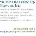 Amazon Cloud Drive disponible para descargar