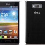 LG Optimus L7 en España con Orange