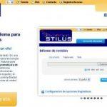 Mystilus: corregir la ortografía de archivos de texto online gratis