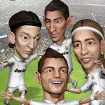 Real Madrid Talking Players para iOS: iphone, ipad