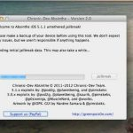 iOS 5.1.1: Jailbreak Untethered Absinthe 2.0 disponible