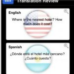 MyLanguage Translator, Traductor gratis para iPad