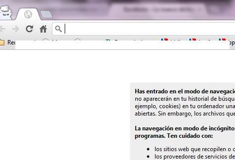 Pestaña fijada en Chrome