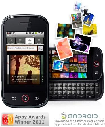 Photobucket para Android