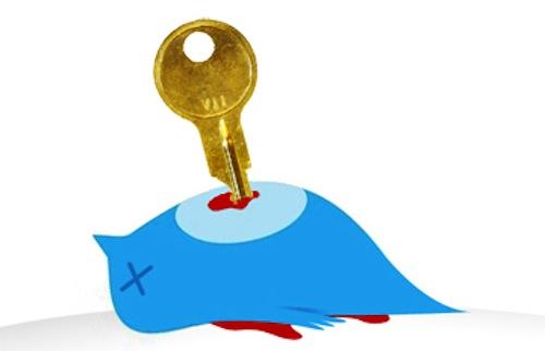 cuenta de Twitter ha sido hackeada