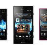 Sony Xperia Acro S, smartphone Android resistente al agua
