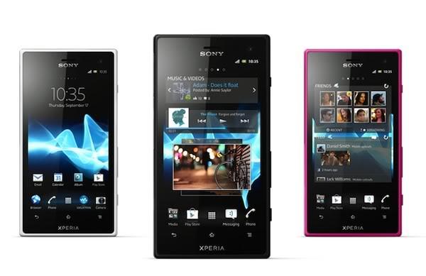 imagen de Sony Xperia Acro S